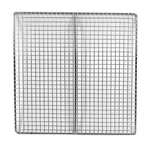 Excellante 13 1/2'' X 13 1/2'' FRYER SCREEN, NICKEL PLATED by Excellante