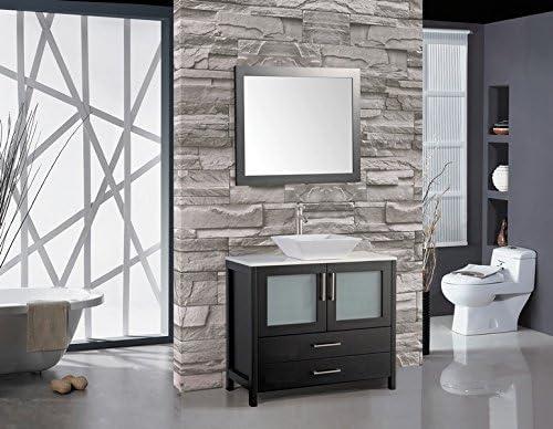 MTD Vanities Jordan-48 Jordan Single Sink Bathroom Vanity Set