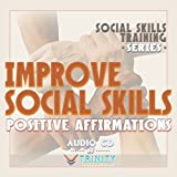 Social Skills Training Series: Core Social Skills Positive Affirmations audio CD