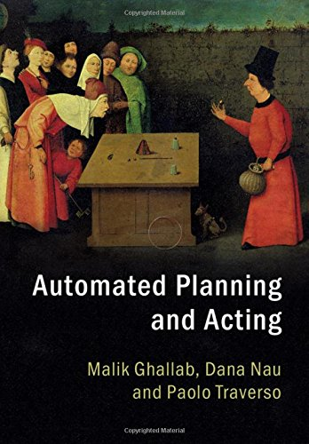Automated Planning and Acting