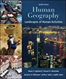 img - for Human Geography: Landscapes of Human Activities book / textbook / text book