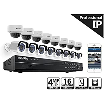 Amazon Com Swann 16 Channel Hd Nvr Security System With