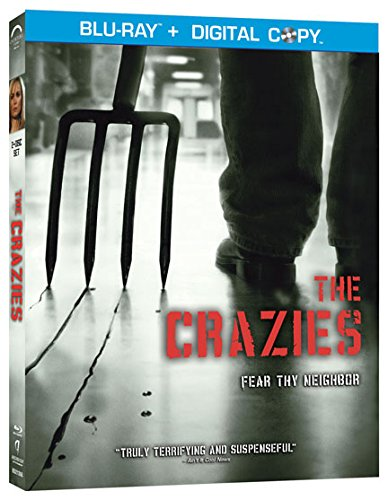 Blu-ray : The Crazies (Blu-ray)