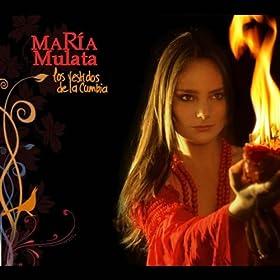 los vestidos de la cumbia maria mulata from the album los vestidos de