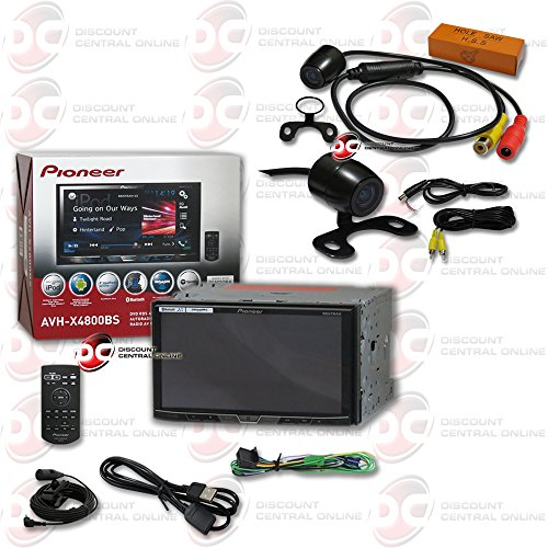 """2014 Pioneer 7"""" Double DIN Touchscreen AM/FM DVD MP3 WMA CD"""