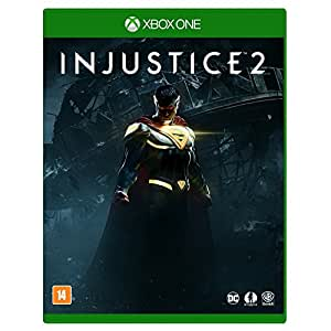 Jogo Warner Injustice 2 Xbox One Blu-ray WG5303ON