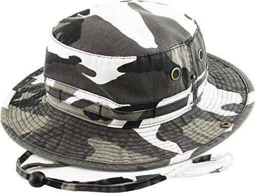 KB-BUCKET2 CIT Boonie Bucket Hat Cap Fishing Outdoor Activities