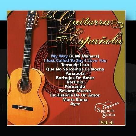 Spanish Guitar, Guitarra Espanola 4 by Guitarra Flamenca: Domi de ...