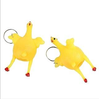 Sfera di Sollievo dallo Stress Novetly Spremere Chick Hand Wrist Exercise Antistress Toy Divertente Gadgets Giocattoli Design Carino Delicacydex