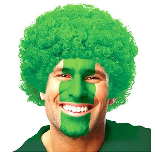 Amscan Curly Afro Wig (1 Piece)