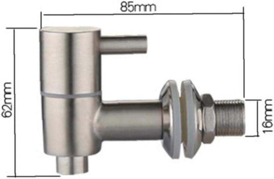 CULER Stainless Steel Faucet Tap Beverage Dispenser Bar Water Drink Wine Barrel Spigot Water Dispenser Parts Barware Bar Accessories