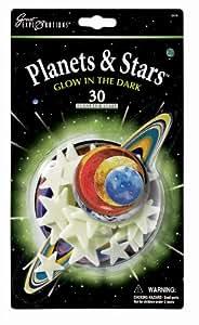 Ravensburger 29034 - Planetas y estrellas fluorescentes