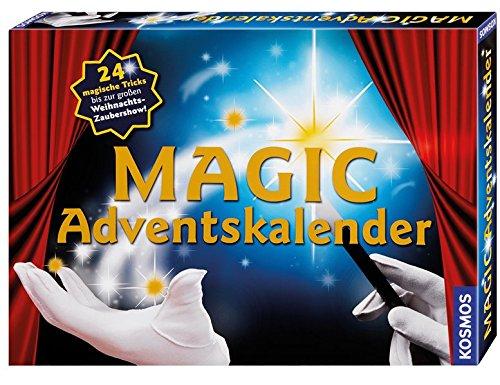 Kosmos 698751 - Magic Adventskalender 2015 Kinder- und Jugendbücher / Spielen Lernen Spiele für Drinnen
