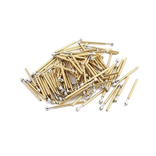 eDealMax 100pcs P75-LM3 1, 0 mm Diámetro 16, 8 mm Longitud de la ...