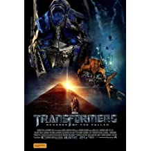 Transformers 2: Revenge of the Fallen 11 x 17 Movie Poster