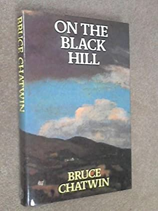 book cover of On the Black Hill