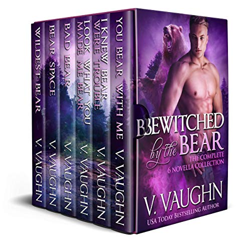 Bewitched by the Bear - Complete Edition Box ()