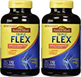 Nature Made TripleFlex – Glucosamine Chondroitin and MSM – 2 Bottles, 170 Caplets Each Review