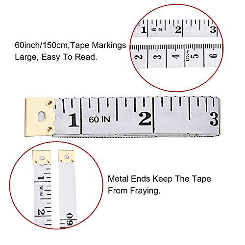 How To Read A Tape Measure For Sewing