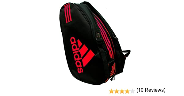 Paletero Adidas Control Black / Red