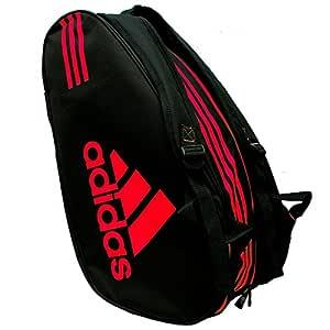 Paletero Adidas Control Black / Red