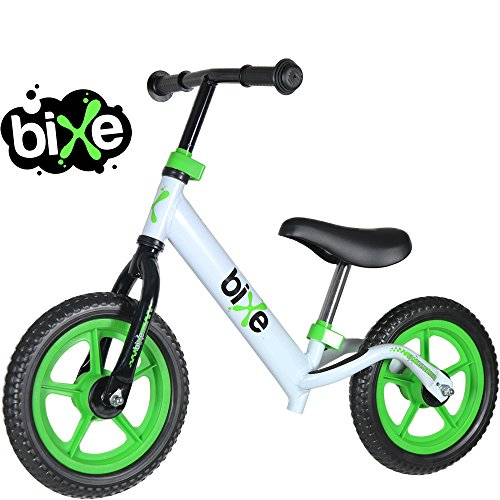 Best Balance Bike For Toddlers & Older Kids - Aluminum Sports Childrens Training Bicycle - Light Weight (4 lbs) Adjustable for Boys and Girls Ages 2-6.