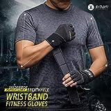 SIMARI Workout Gloves Men Women Full Finger Weight