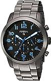 Fossil Q Pilot Gen 1 Hybrid Gunmetal Stainless Steel Smartwatch