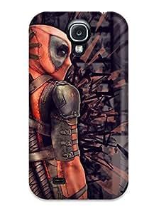 Benailey Case Cover Protector Specially Made For Galaxy S4 Deadpool