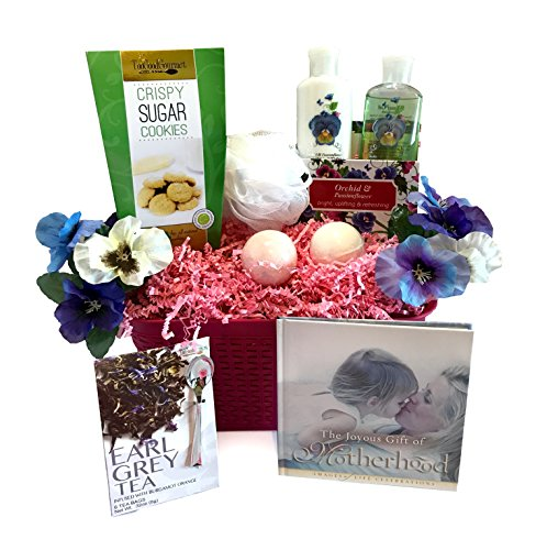 spa-gift-baskets-with-tea-cookies-more-food-gift-basket-with-luxurious-bath-spa-set-perfect-for-moth