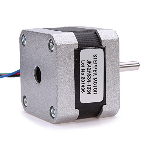 LEEPRA JKM NEMA17 Hybrid Stepper Motor 2 Phase 1.8 For CNC Router by LEEPRA (Image #1)