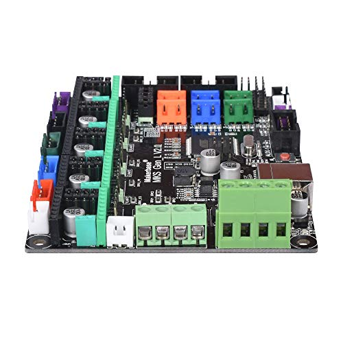 BIQU MKS Gen L V2.0 3D Printer Integrated Motherboard Controller PCB Board A4988/DRV8825/TMC2208/TMC2130 Like Ramps 1.6 MKS Gen V1.4 Mainboard