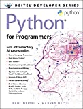 img - for Python for Programmers: with Big Data and Artificial Intelligence Case Studies book / textbook / text book