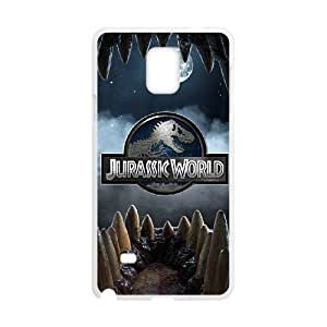 Lovely Jurassic World Phone Case For Samsung Galaxy Note 4 W56685