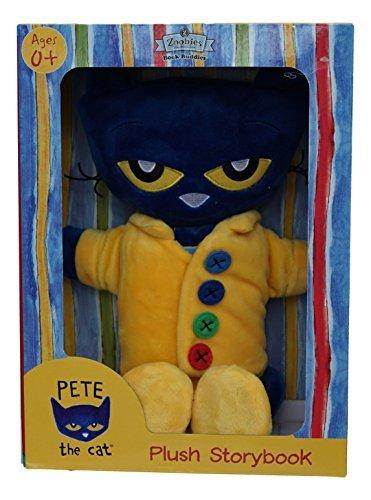 Pete the Cat Book Plush -