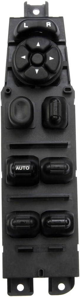 MILLION PARTS Electric Power Window Master Control Switch Front Left for Dodge 2005 2006 2007 2008 2009 Ram 2500//3500 /& 2001-2004 Dakota /& 2005-2008 Ram 1500 /& 2001 2002 2003 Durango
