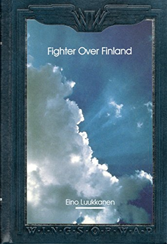 Fighter Wing Patch (Fighter over Finland: The Memoirs of a Fighter Pilot (Wings of)
