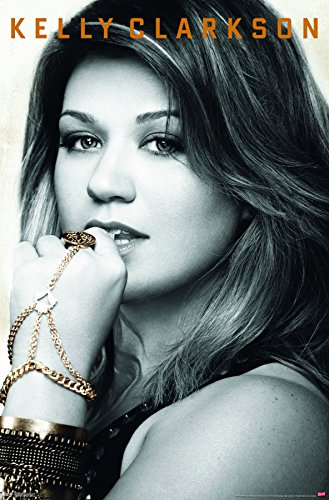 "Trends International Kelly Clarkson Stronger Wall Poster 22.375"" x 34"""