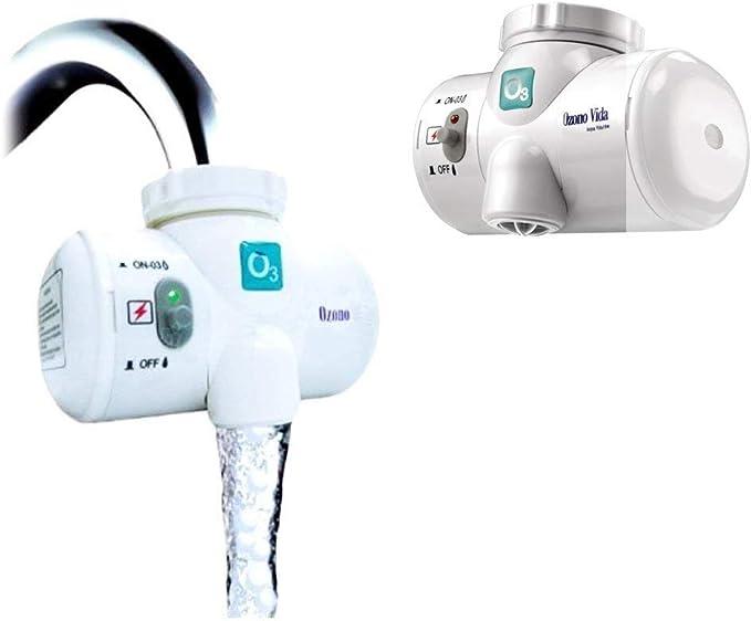 Generador de Ozono para Grifos Acqua Vida10: Amazon.es: Hogar