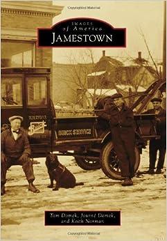 Jamestown (Images of America) by Tom Domek (2013-06-10)