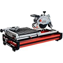 "Lackmond Beast Wet Tile Saw - 7"" Portable Jobsite Cutting Tool with 13 AMP Motor & Up to 2-3/8 "" Depth of Cut at 90°  - BEAST7"
