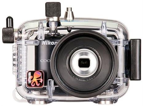 Ikelite 6280.3 Carcasa submarina para cámara: Amazon.es: Electrónica