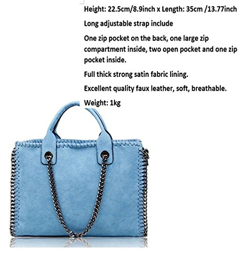 Bags Girls Holiday Purse Women's For Ash Or College LeahWard Trim Handbag Grey School Matching Chain Tote Bags OI0xOPn
