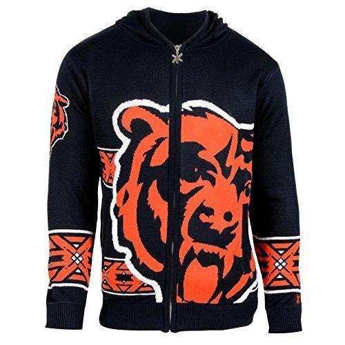 Chicago Bears Ugly Sweater Bears Christmas Sweater Ugly Bears Sweater