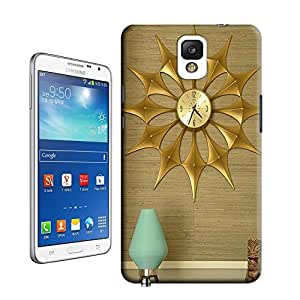 Samsung Galaxy Note3 Case/Cover/Shell Exclusive Popular Vintage Wall Clocks Style