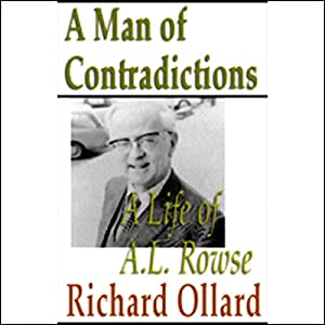 A Man of Contradictions Audiobook
