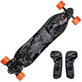 MightySkins Skin For Boosted Board 2nd generation - Digital Camo | Protective, Durable, and Unique Vinyl Decal wrap cover | Easy To Apply, Remove, and Change Styles | Made in the USA