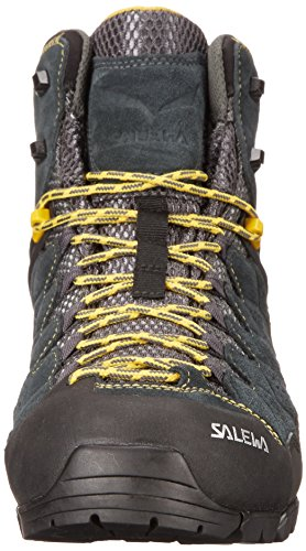 Salewa Ms Alp Trainer Mid Gtx Schwarz (carbonio / Anello 0766)