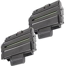 2 Inkfirst® High Yield Toner Cartridges MLT-D209L (MLTD209L) Compatible Remanufactured for Samsung ML-2855ND SCX-4824FN Black Samsung ML-2855ND SCX-4824FN SCX-4826FN SCX-4828FN