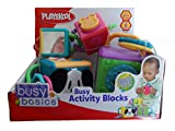 : Playskool Busy Activity Blocks